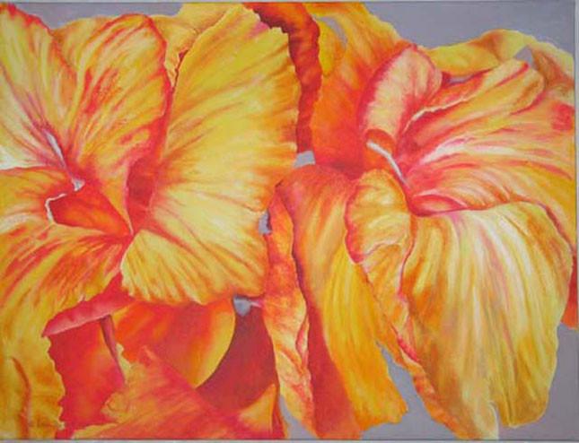 CANNA BOLD 3.acrylic.18×24