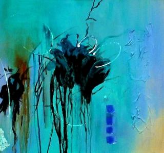 Acrylic.20 in x 24 in