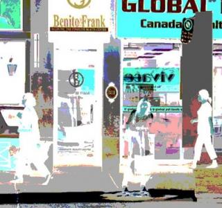 Shopping Trip.Digital Image.Dockrill